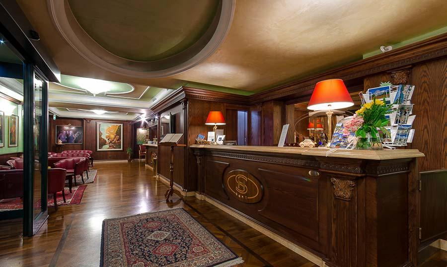 hotel santacroce ovidius a sulmona, l'aquila, abruzzo