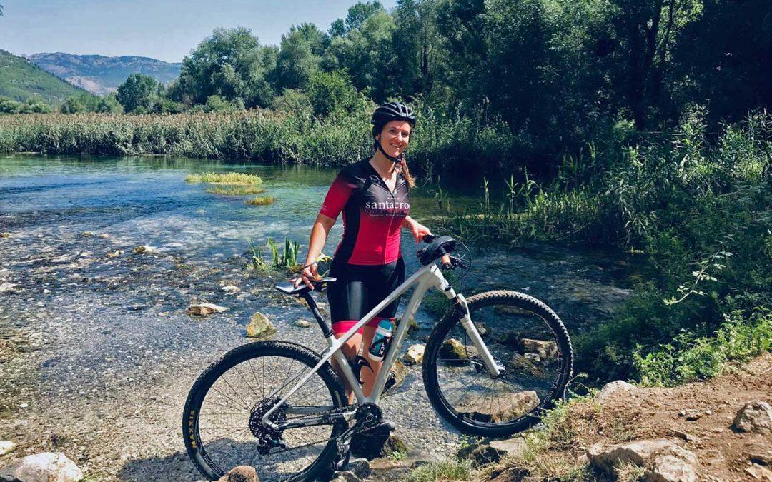 Trekking ed Escursioni In giro per l'Abruzzo con Santacroce Ovidius Bike Team